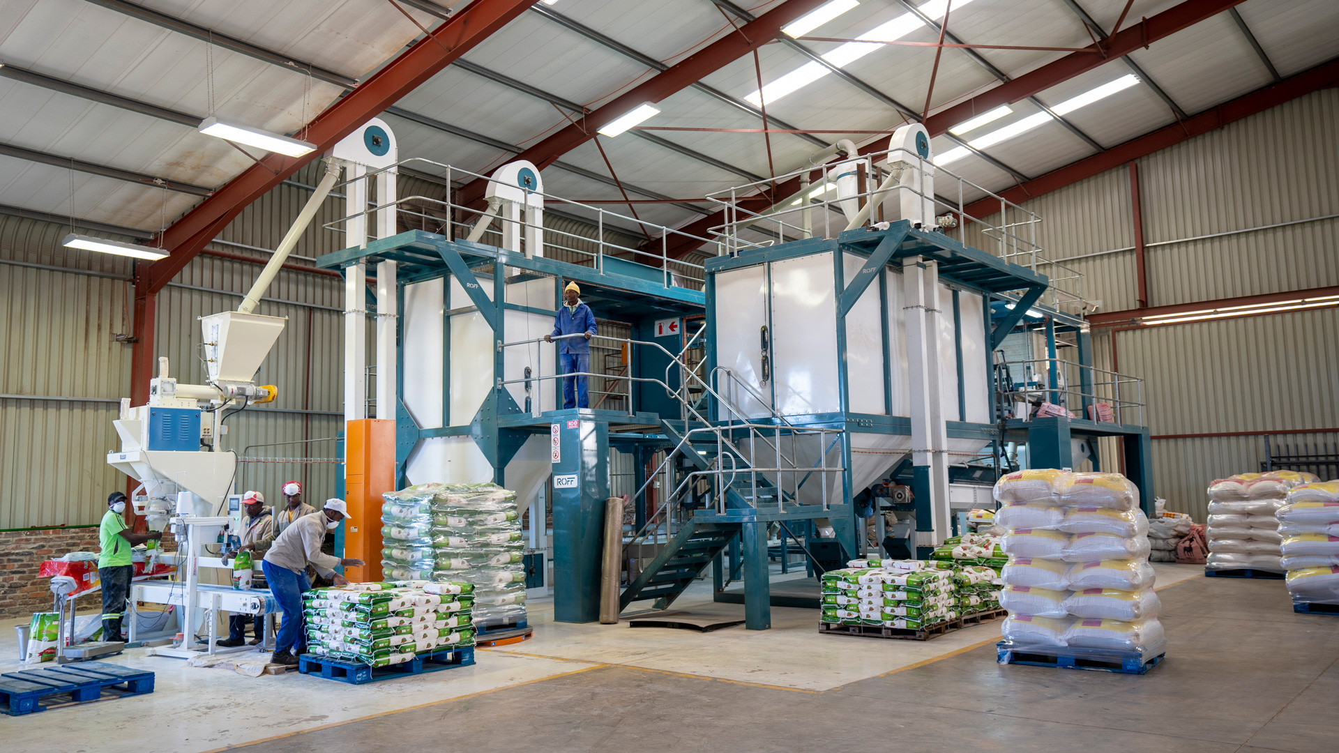 Idlani-Zumbani-R-70-Maize-Milling-Machine