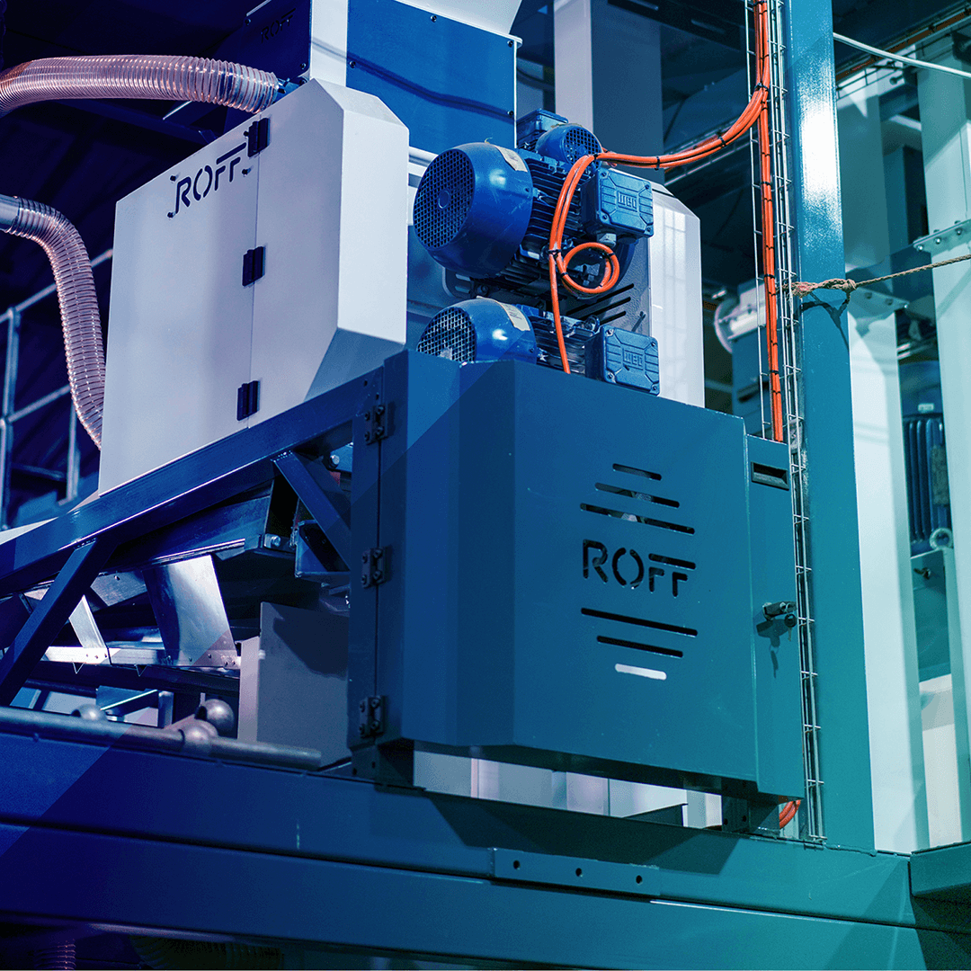 ROFF'S R-70 – BEST-IN-CLASS EXTRACTION RATE
