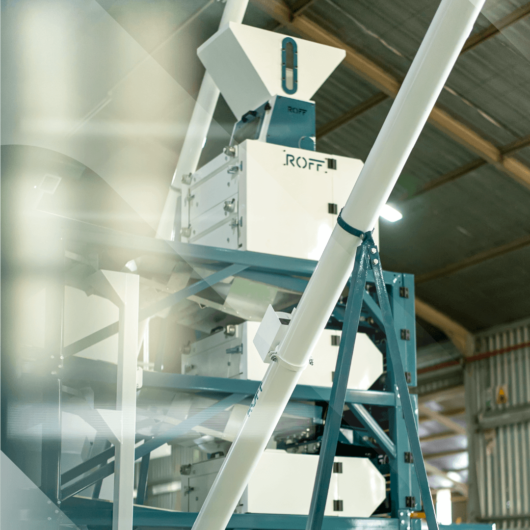 ROFF'S SP-1 – THE FLEXIBLE AND UPGRADABLE MICRO MAIZE MILLING MACHINE FOR STARTUP ENTREPRENEURS